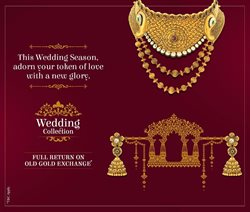 Jewellery offers in the Reliance Jewels catalogue in Nashik