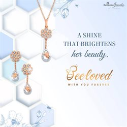 Jewellery offers in the Reliance Jewels catalogue in Jamshedpur