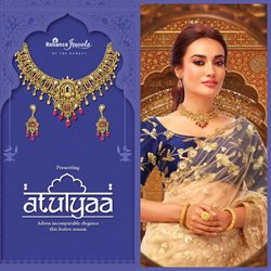 Jewellery offers in the Reliance Jewels catalogue ( More than a month )