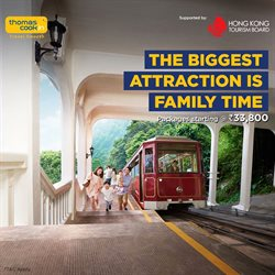 Travel offers in the Thomas Cook catalogue in Nashik