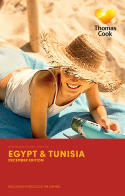Travel offers in the Thomas Cook catalogue in Salem