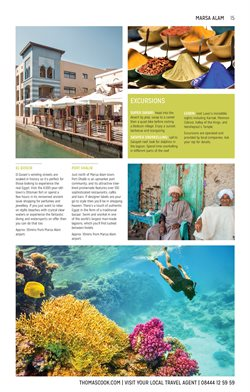 Safari offers in the Thomas Cook catalogue in Salem