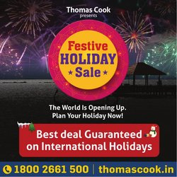 Thomas Cook offers in the Thomas Cook catalogue ( 9 days left)