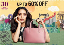 Baggit coupon ( 14 days left )