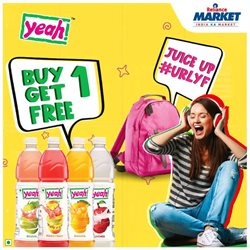 Offers from Reliance Market in the Jaipur leaflet