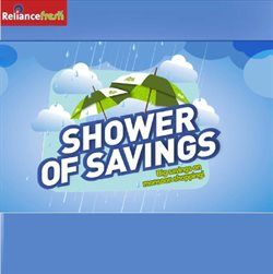 Offers from Reliance Fresh in the Mumbai leaflet