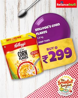 Supermarkets offers in the Reliance Fresh catalogue ( 2 days left )
