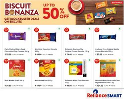 Supermarkets offers in the Reliance Smart catalogue ( 13 days left)