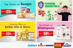 Reliance Smart offers in the Reliance Smart catalogue ( 7 days left)