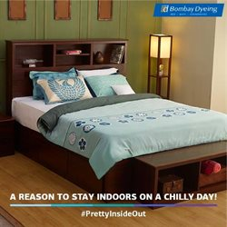 Home & Kitchen offers in the Bombay Dyeing catalogue in Nashik