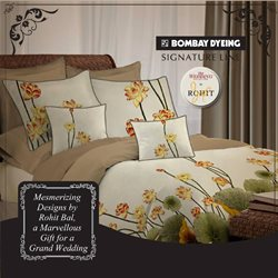 Offers from Bombay Dyeing in the Mumbai leaflet