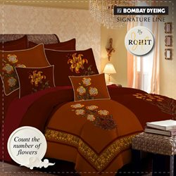 Offers of Flowers in Bombay Dyeing