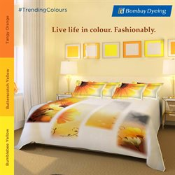 Bombay Dyeing catalogue ( 12 days left )
