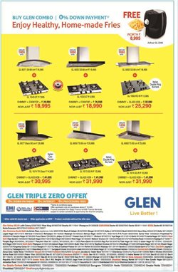 Offers from Glen in the Delhi leaflet