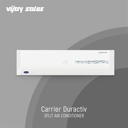 Air conditioner offers in the Vijay Sales catalogue in Vasai Virar