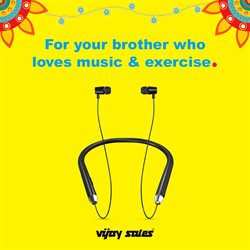 Music offers in the Vijay Sales catalogue in Ahmedabad
