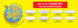 Offers from Vijay Sales in the Mumbai leaflet
