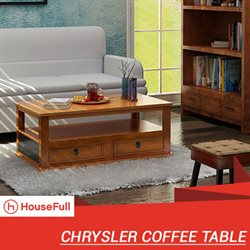 Table offers in the Housefull catalogue in Delhi