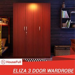 Wardrobe offers in the Housefull catalogue in Delhi