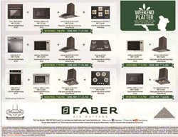 Home & Kitchen offers in the Faber catalogue in Agra