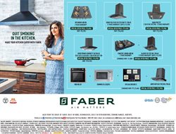 Home & Kitchen offers in the Faber catalogue in Nashik