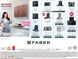 Offers from Faber in the Mumbai leaflet