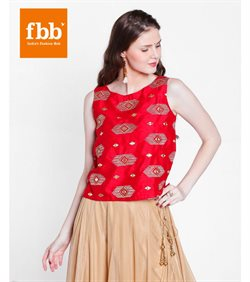 Clothes, shoes & accessories offers in the fbb catalogue in Vasai Virar