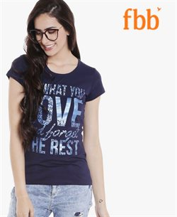 T-shirt offers in the fbb catalogue in Delhi