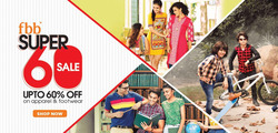 Offers from fbb in the Bhilai leaflet