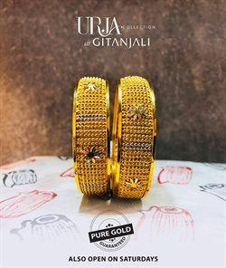 Bracelet offers in the Gitanjali Jewels catalogue in Agra