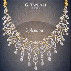 Necklace offers in the Gitanjali Jewels catalogue in Delhi