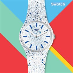 Offers from Swatch in the Mumbai leaflet