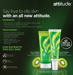 Offers of Face wash in Amway