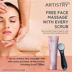 Offers of Scrub in Amway