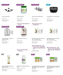 Offers of Chocolate in Amway