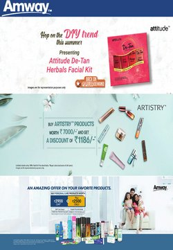 Amway catalogue ( 4 days left)
