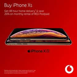 Phones offers in the Vodafone catalogue in Delhi