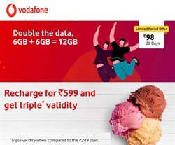 Vodafone catalogue in Ahmedabad ( 16 days left )
