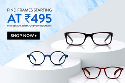 Offers from Titan Eye + in the Bangalore leaflet