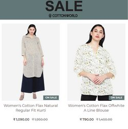 Cottonworld offers in the Cottonworld catalogue ( 9 days left)