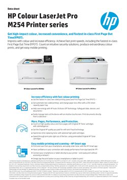 Offers from HP in the Chennai leaflet