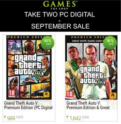 Games The Shop offers in the Games The Shop catalogue ( 2 days left)