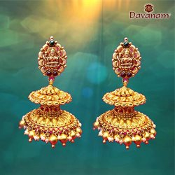 Jewellery offers in the Davanam catalogue in Hyderabad ( More than a month )