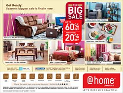 Home & Kitchen offers in the @home catalogue in Delhi ( 3 days left )