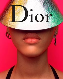 Dior catalogue ( More than a month )