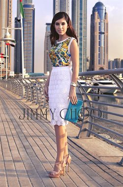 Luxury Brands offers in the Jimmy Choo catalogue in Delhi