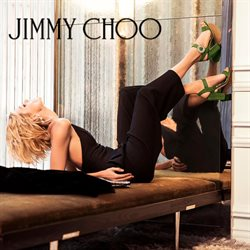 Offers from Jimmy Choo in the Mumbai leaflet