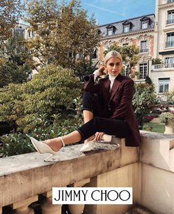 Luxury Brands offers in the Jimmy Choo catalogue in Gurgaon