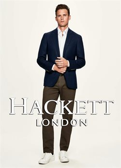 Offers from Hackett in the Delhi leaflet