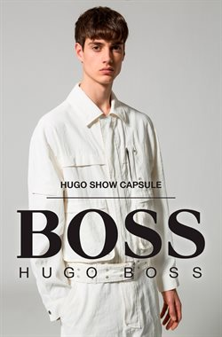 Offers from Hugo Boss in the Delhi leaflet